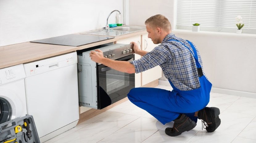Oven Appliance Repair