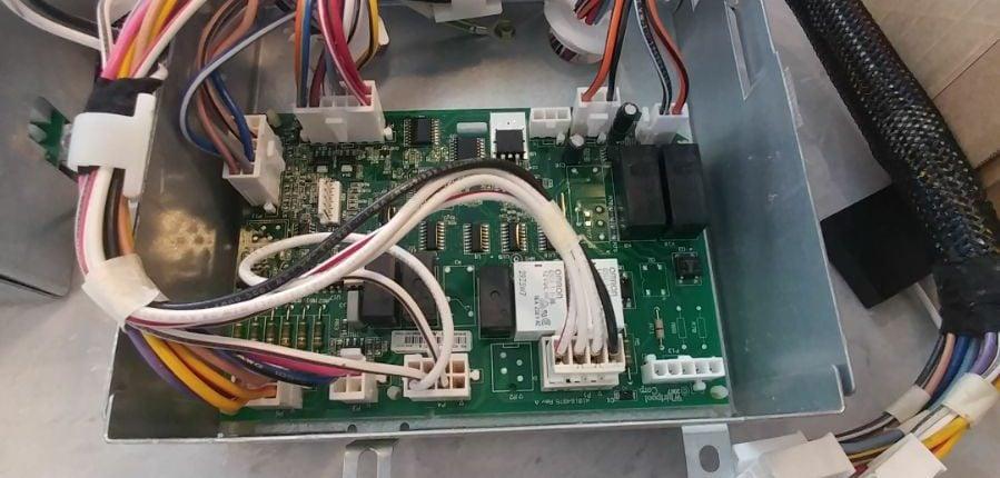 Control board repair