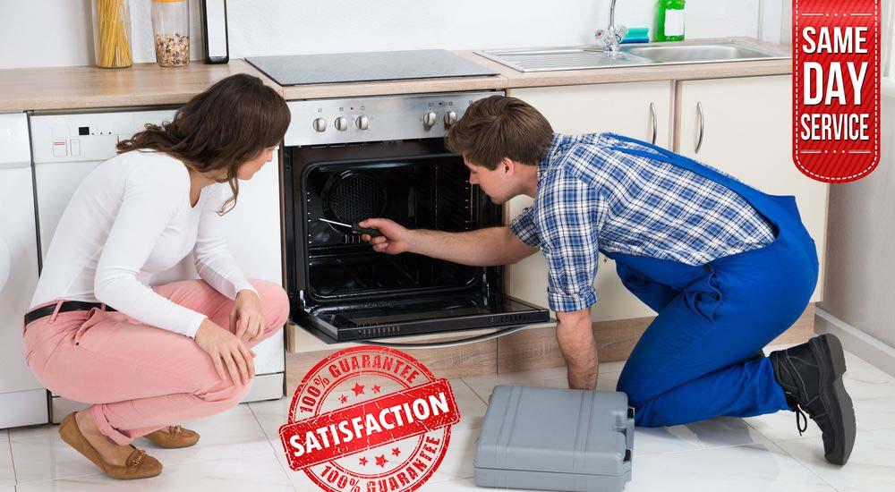 oven repairs prof