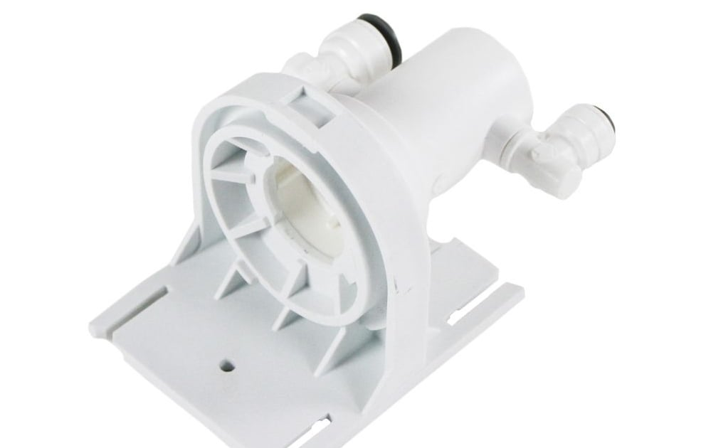 Water filter head