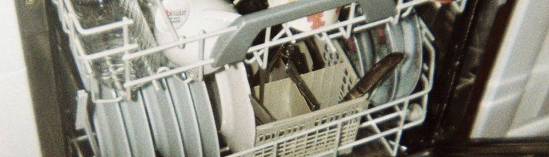 overload dishwasher