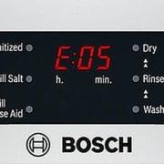dishwasher errors