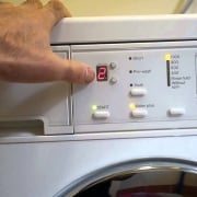 washer timer
