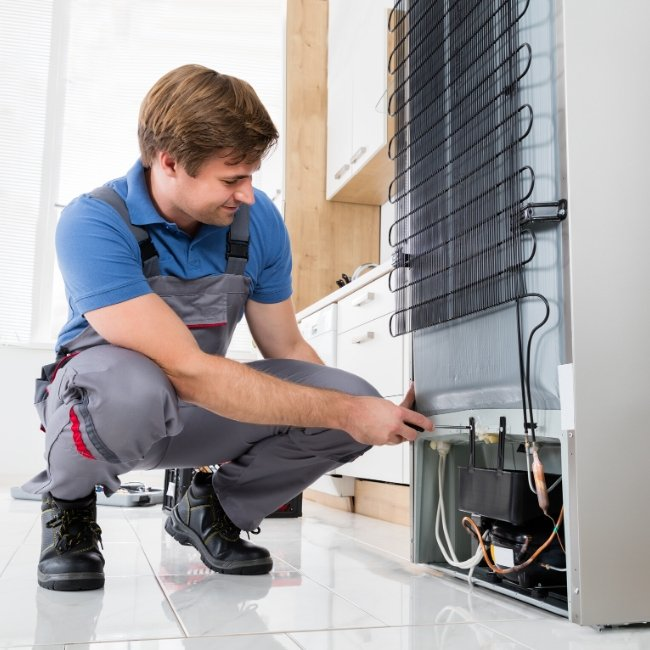 appliance repairs from care and repair