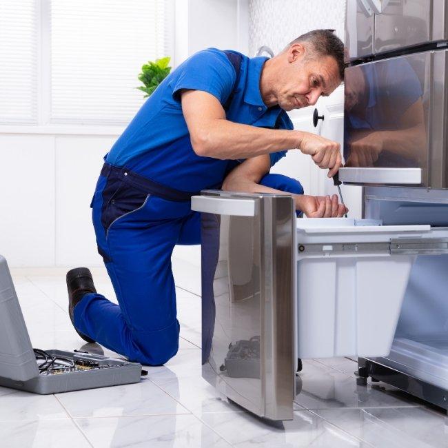 freezer repairs