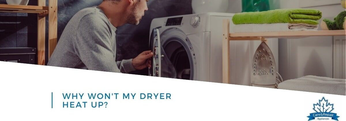 why-wont-my dryer heat up